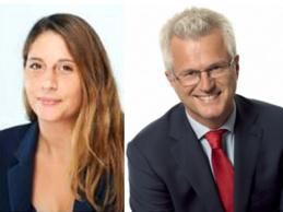 Thibault Verbiest et Diane Richebourg, DS Avocats
