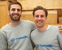 Convelio réalise la plus importante levée de fonds depuis sa création