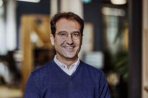 Emmanuel Rodriguez, Directeur Général de Raisin France © Raisin / Lukas Schramm