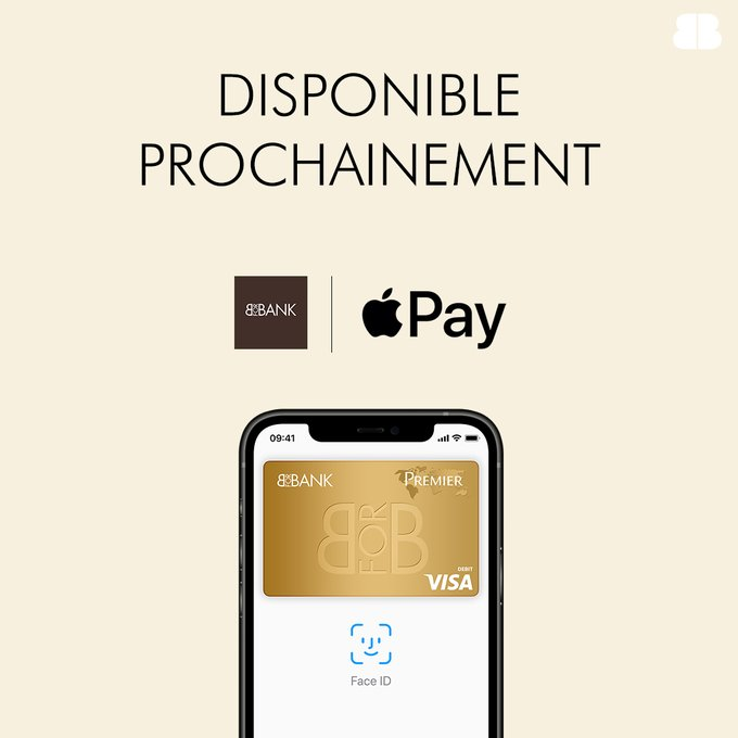 BforBank met Apple Pay à disposition de ses clients