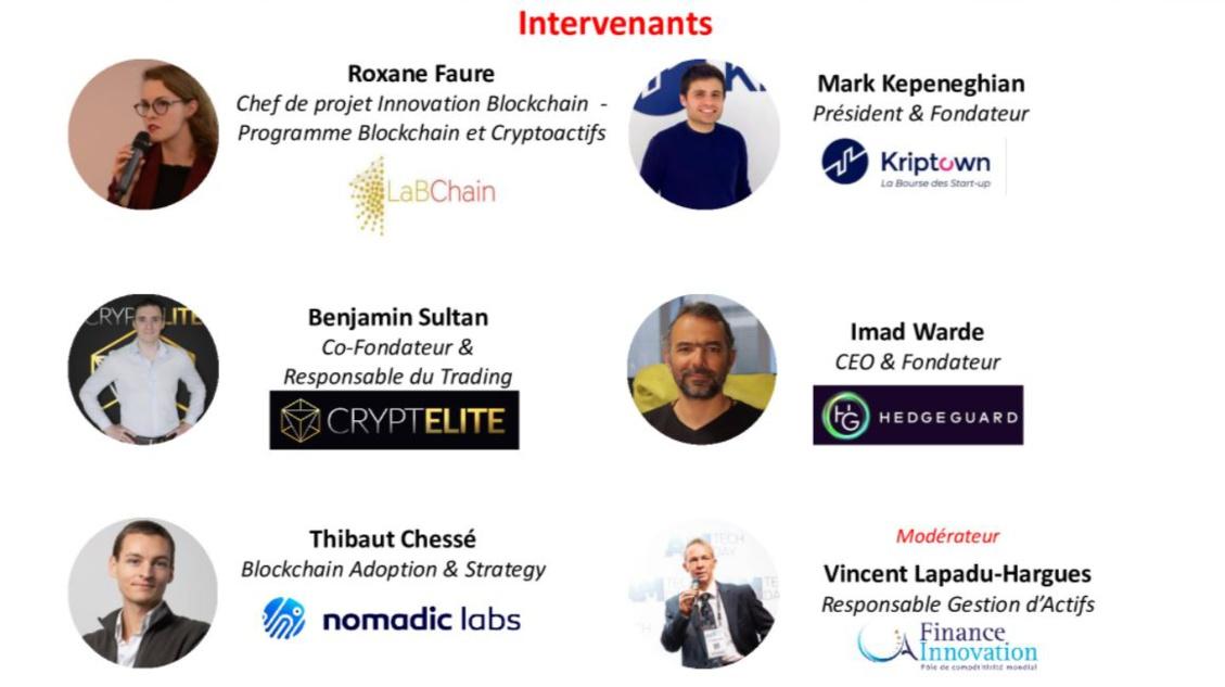 Crypto-Assets, les blockchains sous différentes facettes