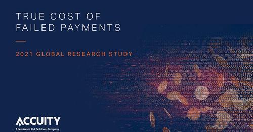 Les paiements erronés ont coûté 118,5 milliards de dollars à l'économie mondiale en 2020
