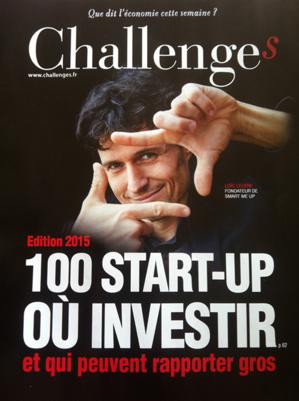 Ces 15 fintechs où investir en 2016 (Challenges)