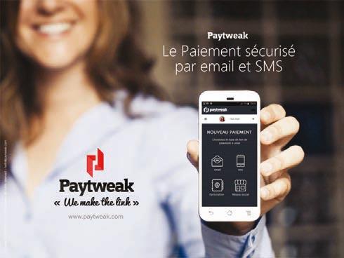 La jeune Fintech Paytweak vient de boucler une levée de fonds de 700 000 €