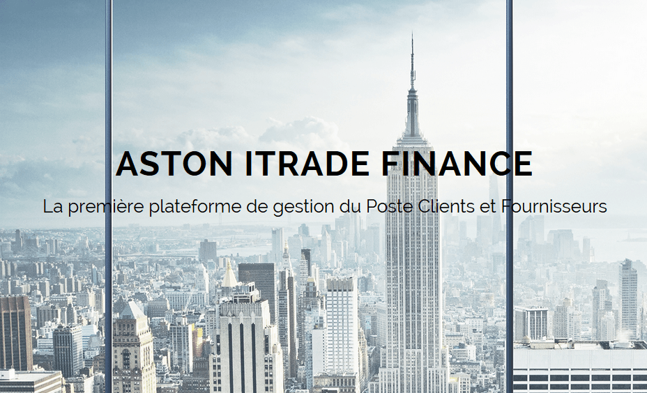 La plateforme ASTON ITF réussit un tour de table de 6 M€