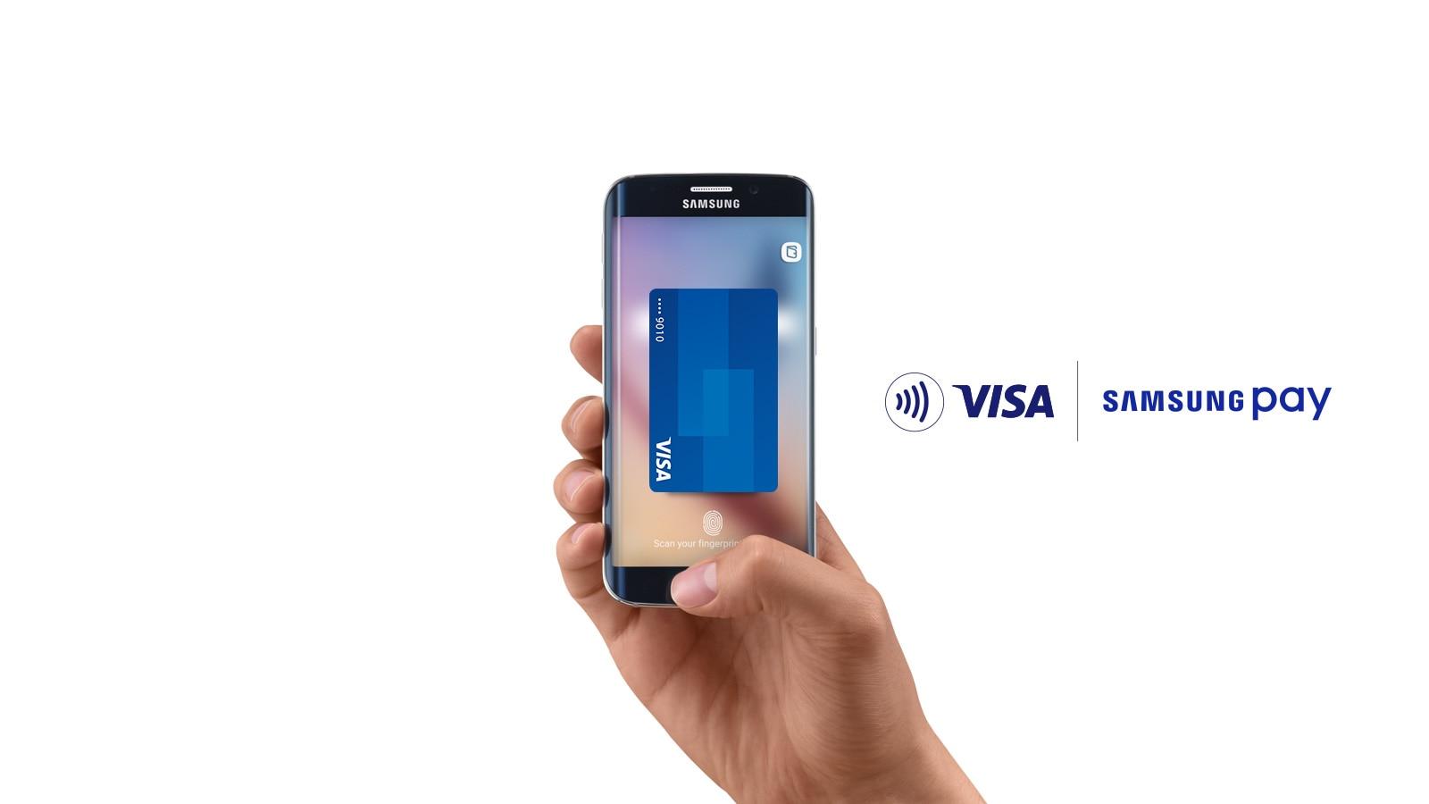 Visa se réjouit des débuts de Samsung Pay en Suisse