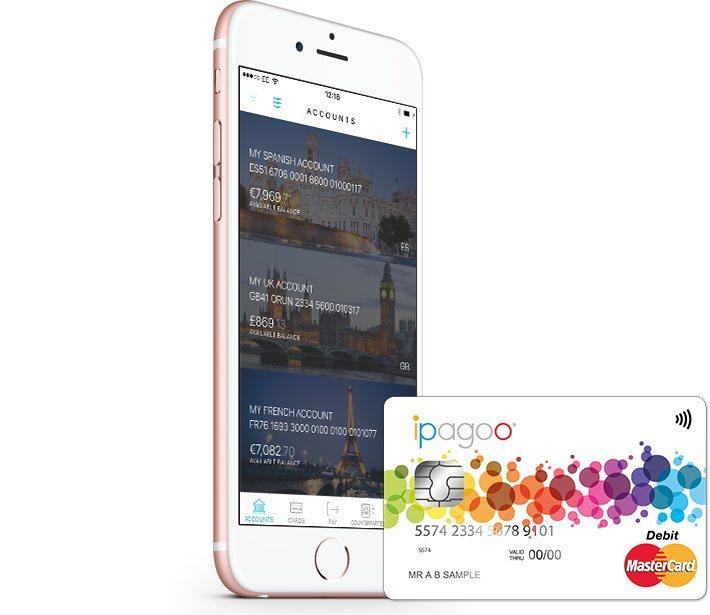 La 1ère application bancaire mobile sans frontière arrive sur le marché français