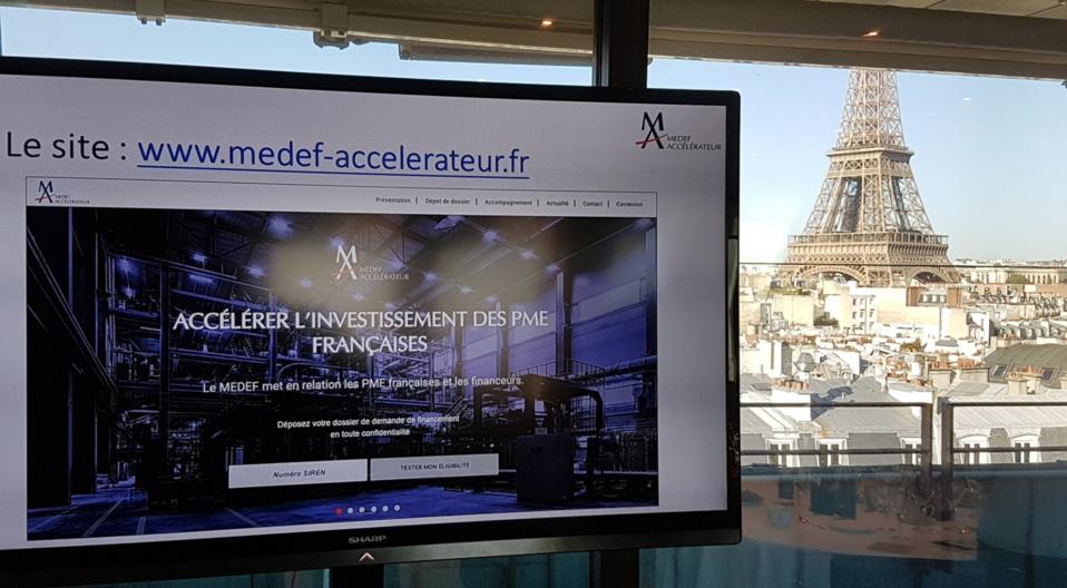 Le MEDEF choisit Particeep pour éditer sa plateforme digitale « Medef Accélérateur d'Investissement »
