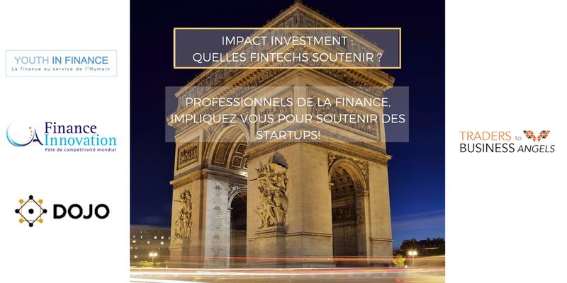 """Conférence Traders2BA Impact investment: """"Quelles Fintechs soutenir ?"""""""