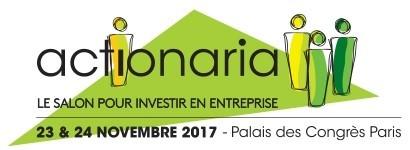 Actionaria 2017 : Une 20ème édition particulièrement réussie pour le salon dédié à l'investissement en entreprise