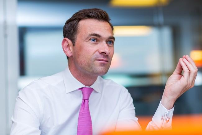 Benoit Legrand, le nouveau PDG de ING Ventures