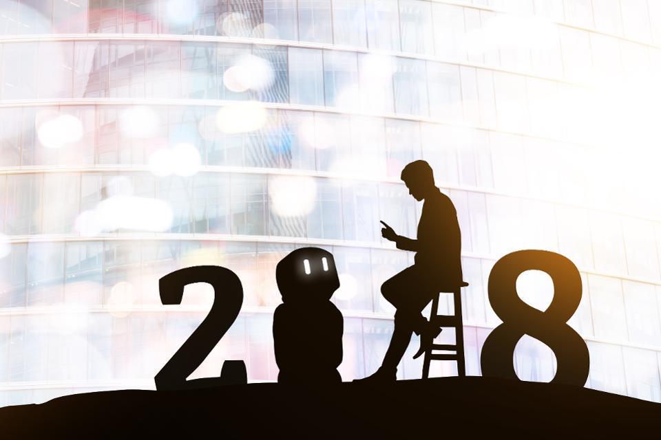 Prédictions 2018 : bienvenue dans le monde de l'entreprise intelligente