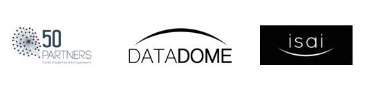 DataDome lève 2,5 millions d'euros auprès d'ISAI et de 50 Partners