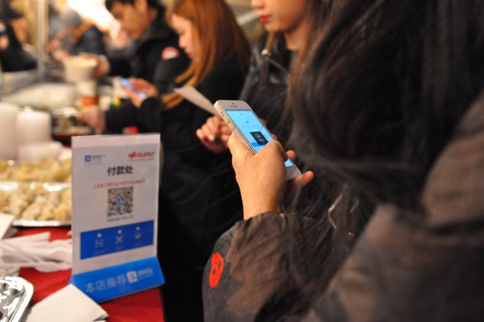 Silkpay équipe les restaurateurs parisiens du Food Market avec Alipay