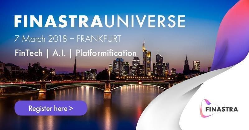 La nouvelle a été annoncée lors de l'événement Finastra Universe, à Francfort