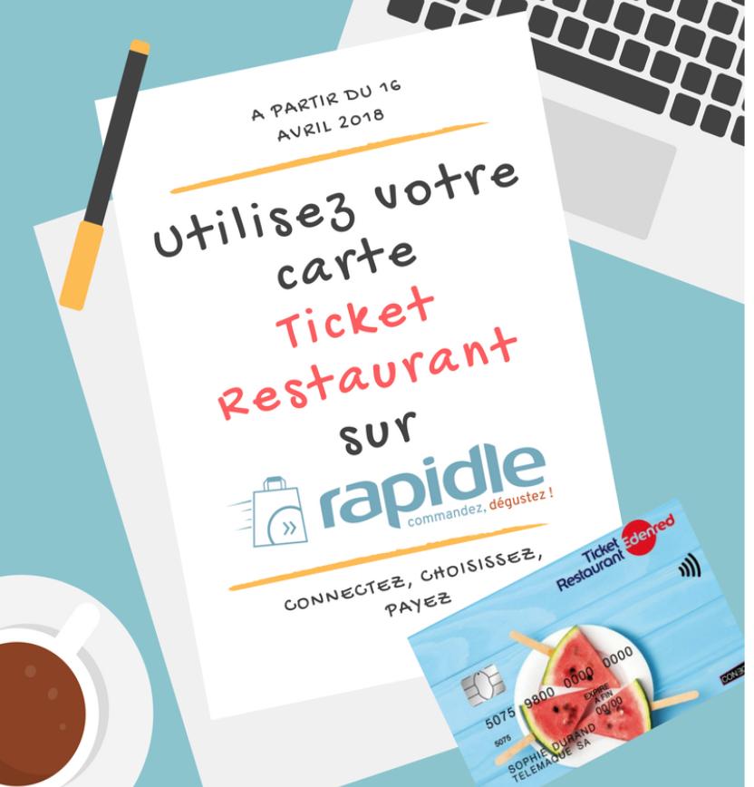 Rapidle, la nouvelle appli au service des salariés français