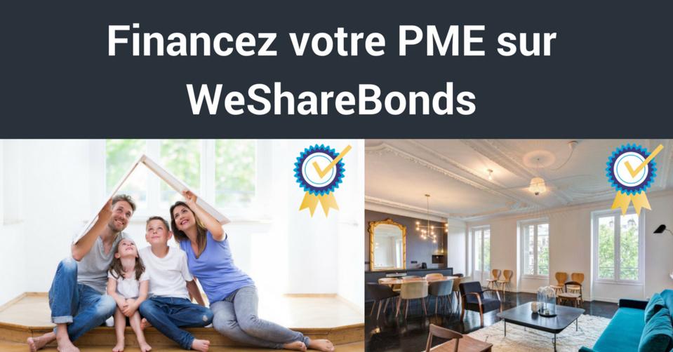 A l'aube de ses deux ans, WeShareBonds signe sa plus grosse collecte : 1M€ pour la PME française Compagnie de Construction