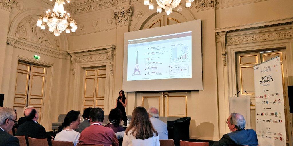Sophie ZELLMEYER, directrice innovation, au sein d'Exton Consulting, présente en exclusivité les résultats de l'étude réalisée avec le pôle