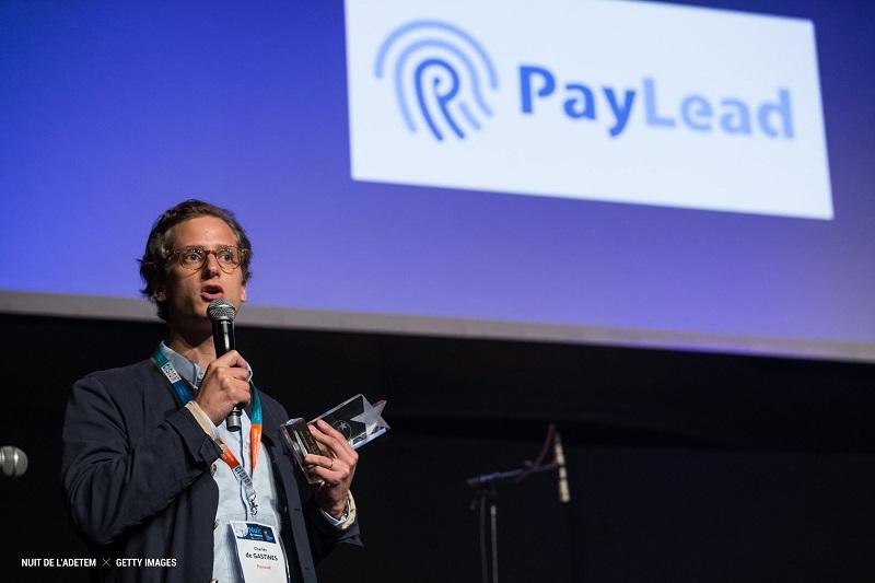 """PayLead reçoit le Prix de l'Excellence Marketing Or dans la catégorie """"startup"""", décerné par l'Adetem"""