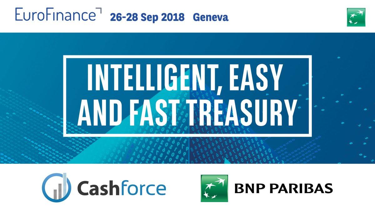 BNP Paribas et Cashforce concluent un partenariat à destination des trésoriers d'entreprise
