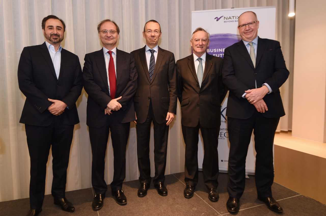 Francois RIAHI, Olivier SEVILLIA, Éric LABAYE, Jean-Bernard LARTIGUE, Peter TODD