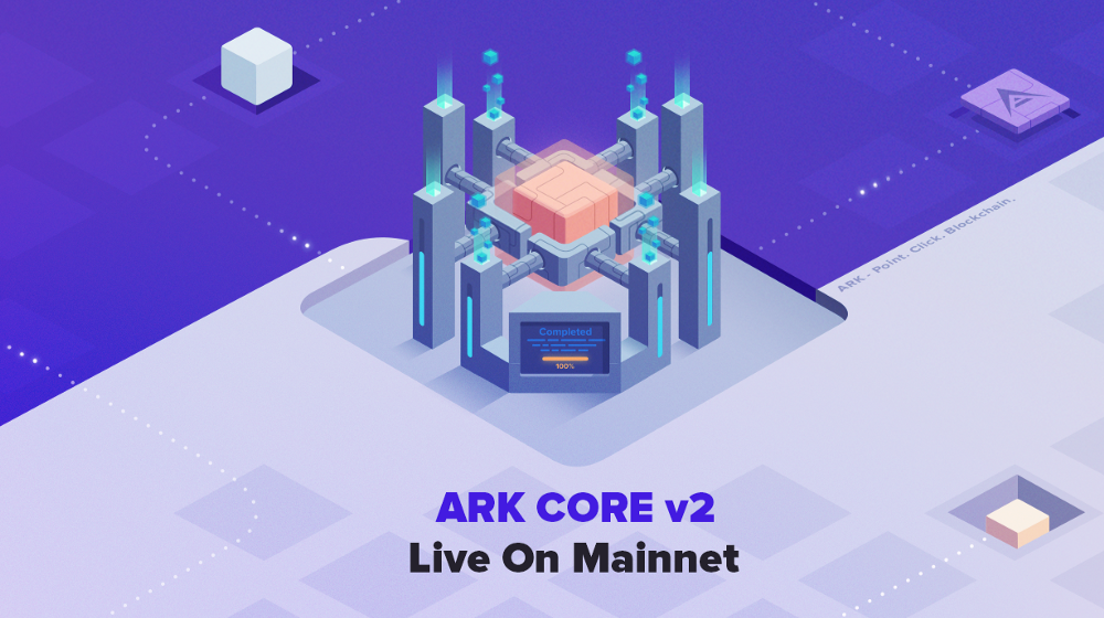 "ARK ""la 1ère cryptomonnaie française"" annonce sa V2"