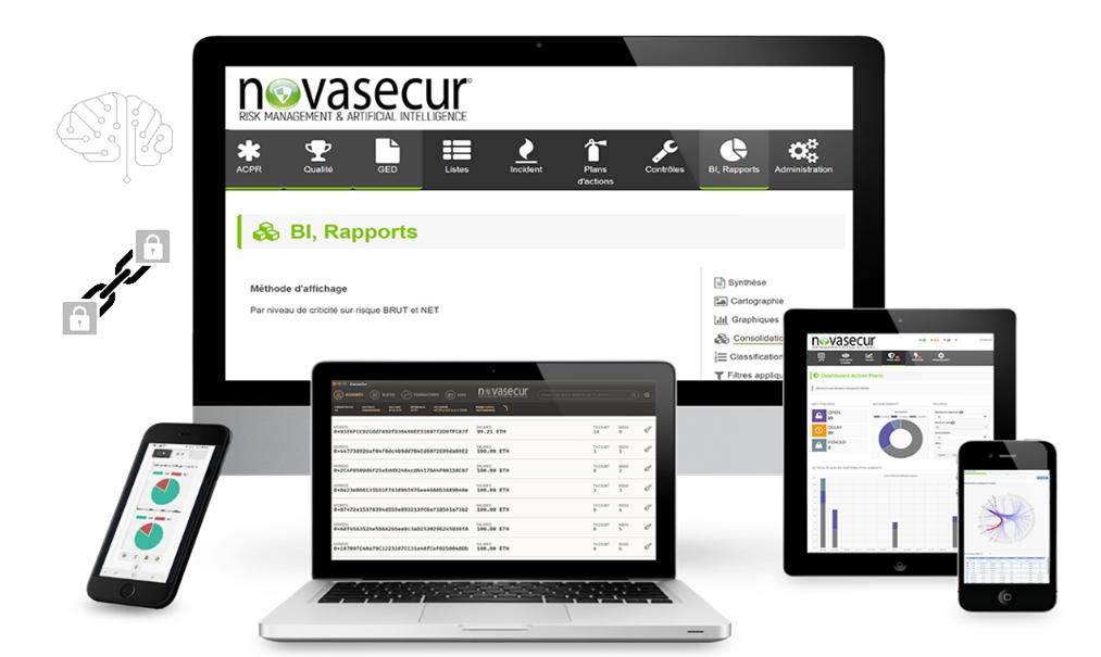 Novasecur lance la 1ère plate-forme robotisée IA qui accompagne la vie du contrat d'assurance
