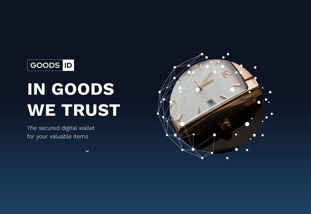GoodsID lance sa solution de certificats digitaux sécurisés et dédiés aux biens de valeur