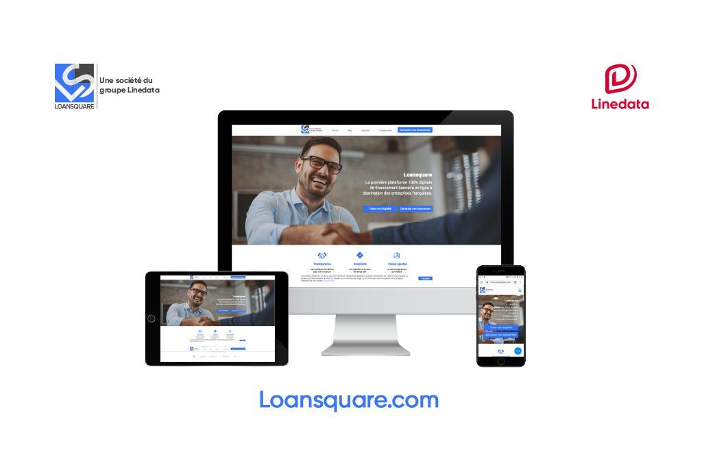 Linedata et Loansquare lancent la plateforme du financement bancaire 100% digital des entreprises