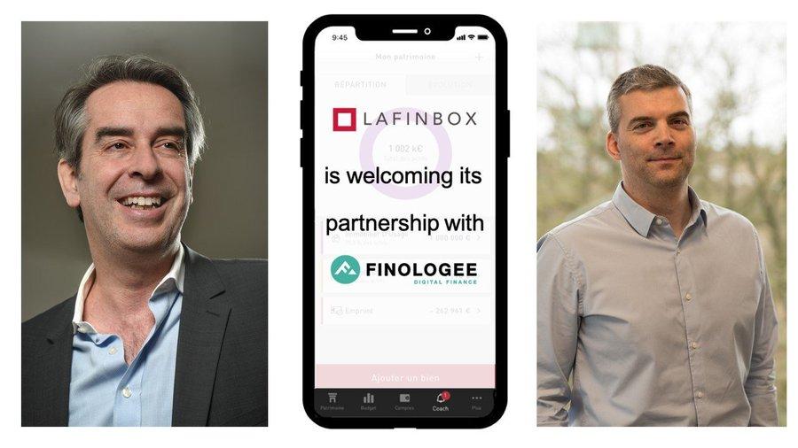 Finologee s'associe à la FinTech française LaFinBox pour fournir de l'agrégation de comptes bancaires