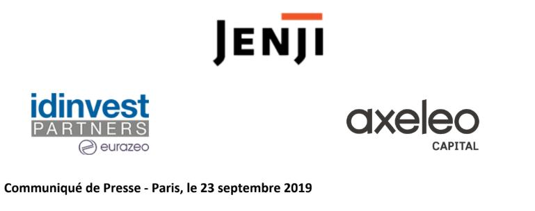 Jenji, fintech SaaS d'Expense Management lève 6M€ en Serie A auprès d'Idinvest et Axeleo Capital