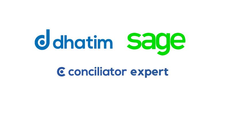 Sage et Dhatim signent un accord de partenariat autour de Conciliator Expert