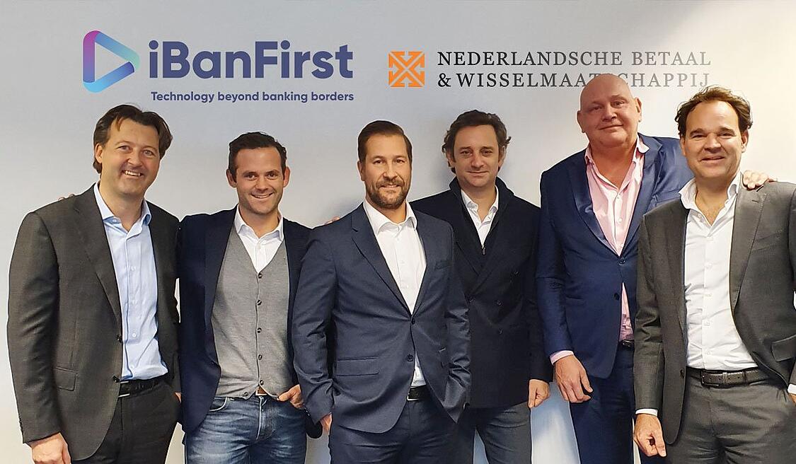 De gauche à droite : Jeroen Hoevers, Patrick Mollard, Peter Comstock, Pierre-Antoine Dusoulier, PJ Datema, Joost Derks