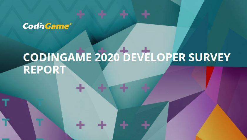 Etude 2020 : Les développeurs informatiques en France et dans le monde