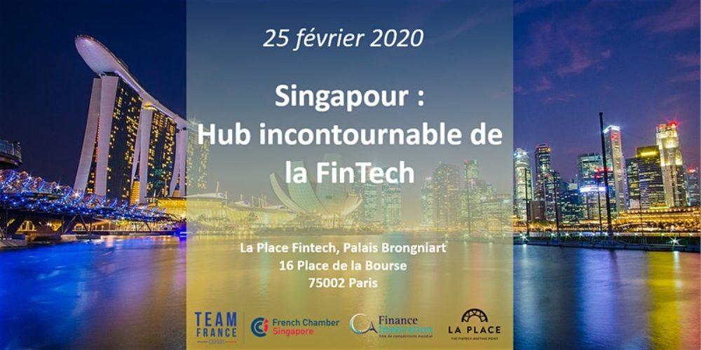 Singapour : hub incontournable de la FinTech