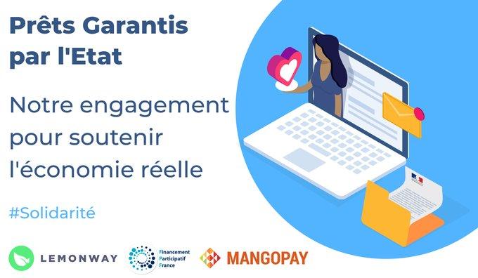 Lemonway et Mangopay s'unissent en soutien aux plateformes de crowdlending