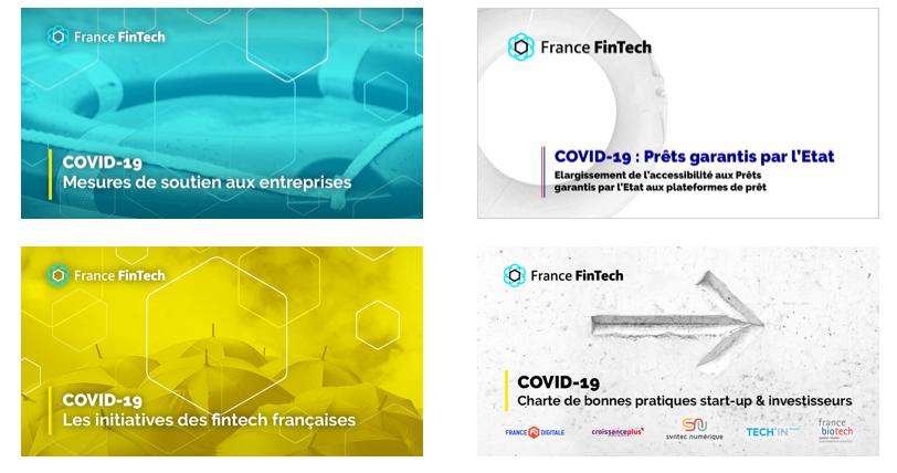 Consultez les pages de France Fintech dédiées à l'actualité de la crise sanitaire