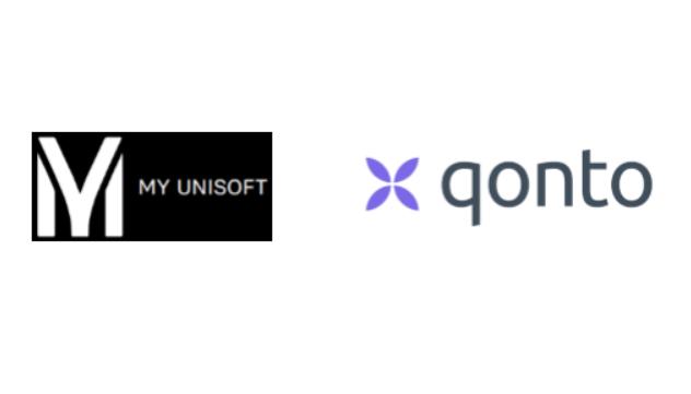 La néobanque Qonto et l'outil de production comptable MyUnisoft deviennent partenaires pour simplifier la comptabilité des entreprises