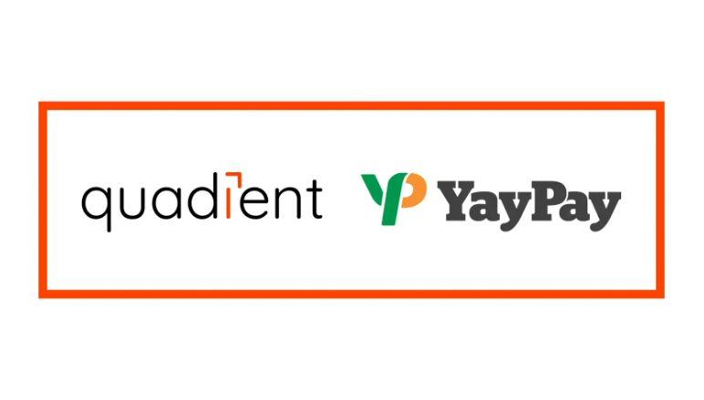 Quadient annonce l'acquisition de la Fintech YayPay, leader dans le domaine de l'automatisation de la gestion du poste client