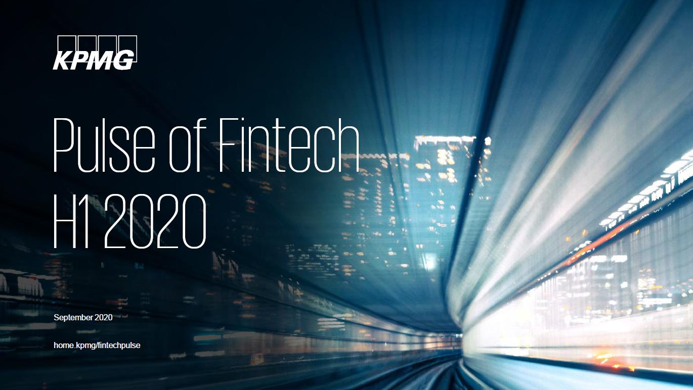 Pulse of Fintech - Analyse semestrielle des investissements fintech mondiaux