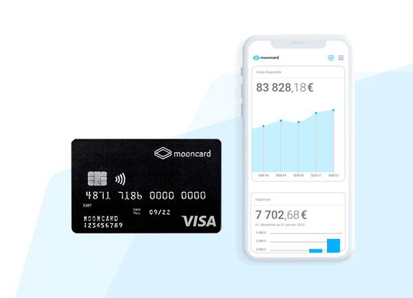 La fintech Mooncard agit pour la transformation numérique de l'État