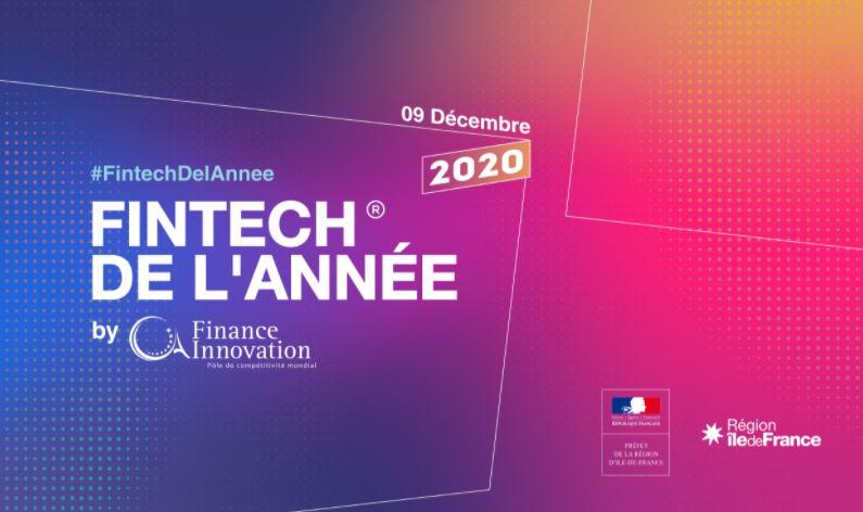 Ouverture du concours de la Fintech de l'année 2020