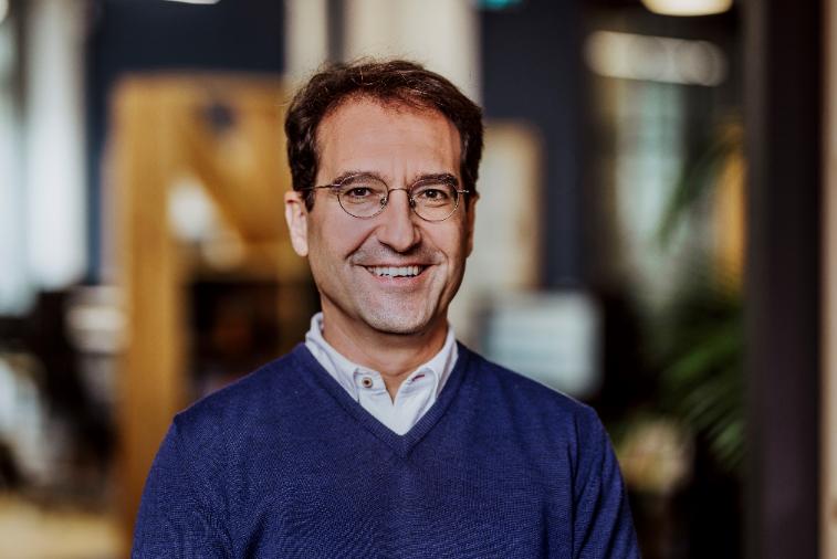 Emmanuel Rodriguez, Directeur Général de Raisin France