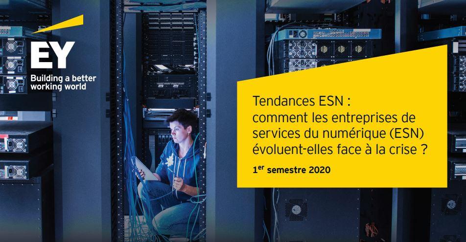 Les entreprises de services du numérique françaises face à la crise