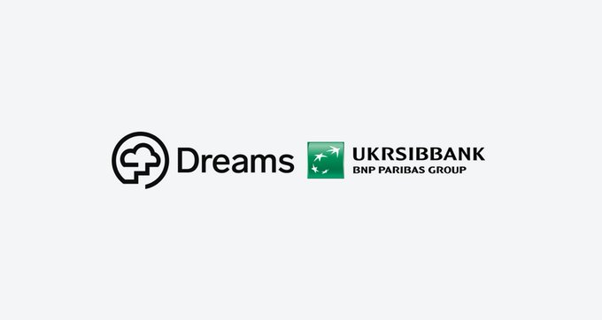 UKRSIBBANK, du groupe BNP Paribas, annonce un partenariat stratégique avec la fintech suédoise Dreams