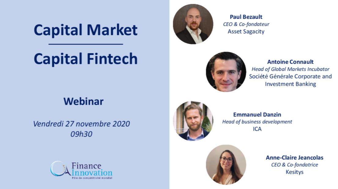 Capital Market, Capital Fintech