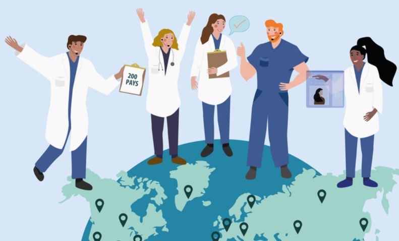 Santexpat.fr, le partenaire santé des expatriés, recrute !