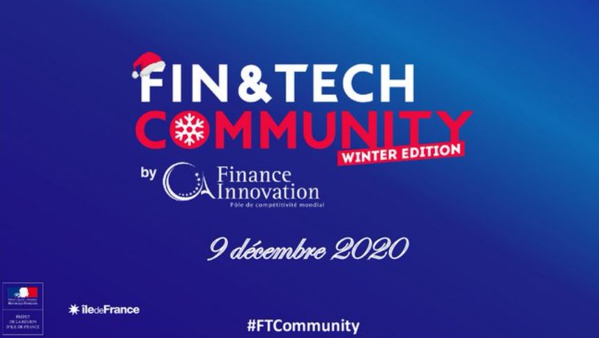 Profitez des fêtes de fin d'année pour revivre la Winter Edition 2020 FIN&TECH Community