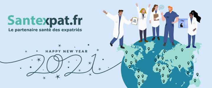 Santexpat.fr intègre le Pôle Finance Innovation et obtient le Label dans la catégorie Insurtech
