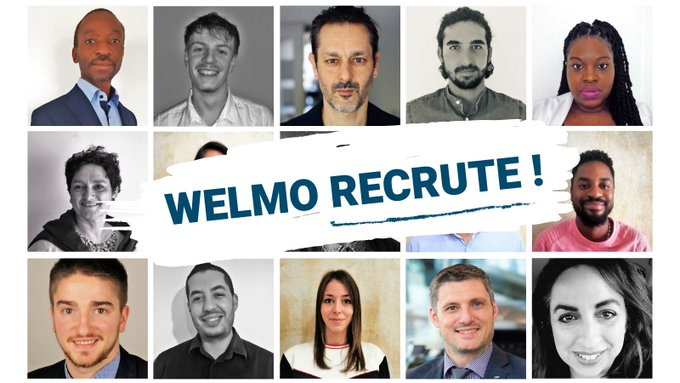 La startup immobilière Welmo recrute 200 agents immobiliers dans toute la France
